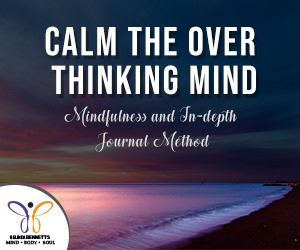 calm the overthinking mind